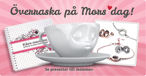 Presenter till mamma på Mors dag!