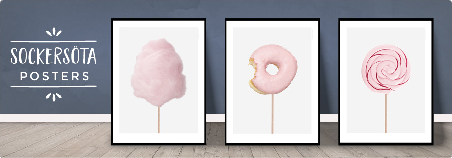 Lollipop posters