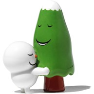 Alessi juldekoration - The Hug Tree