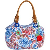 Oilily väska - Dutch Flower, Shopper S
