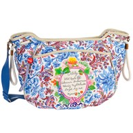 Oilily väska - Dutch Flower, Shoulderbag M