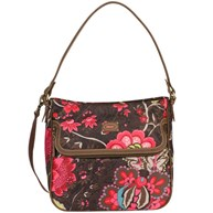 Oilily väska - Paisley Flower, Shoulderbag S