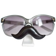 Glasögonställ - The Moustache Glasses Stand