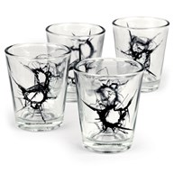 Shotglas - SHOT Glasses (4-pack)