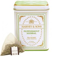 Harney & Sons - Peppermint Herbal, tepåsar