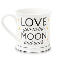 Mugg - Love you to the moon and back