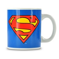 Recension av Mugg - Superman Logo
