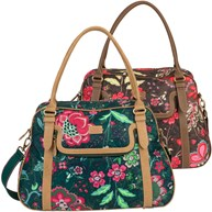 Oilily väska - Paisley Flower, Carry All