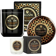 Voluspa - Maison Noir, Vaccaro Orange & Myrhh