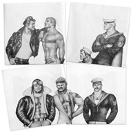 Servetter - Tom of Finland