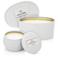 Voluspa - Vermeil, Bourbon Vanille