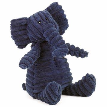 Gosedjur - Mörkblå elefant