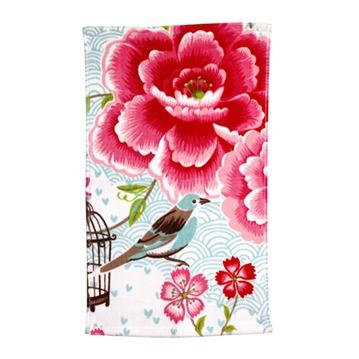 PiP Studio handdukar - Birds in Paradise, vit