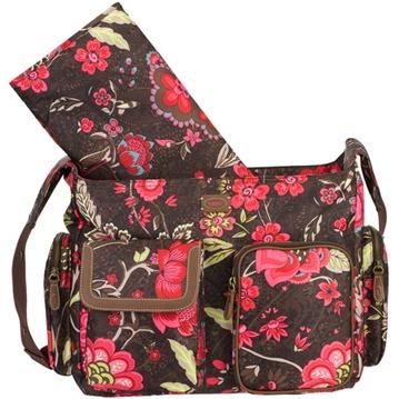Oilily väska - Paisley Flower, Skötväska
