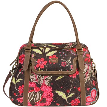 Oilily väska - Paisley Flower, Carry All