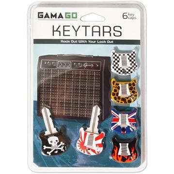 Nyckelhattar - Keytars (6-pack)