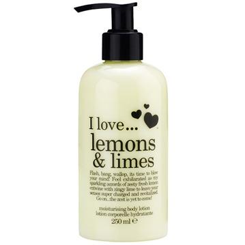 I love - Body lotion