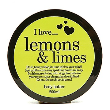 I love - Body butter