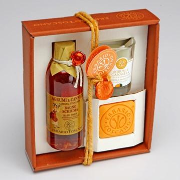 Badset - Citrus & Cinnamon