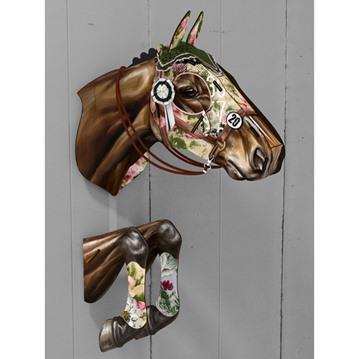 MIHO - Deluxe hästhuvud