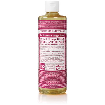 Dr. Bronner´s Magic Soaps, tvål 473 ml