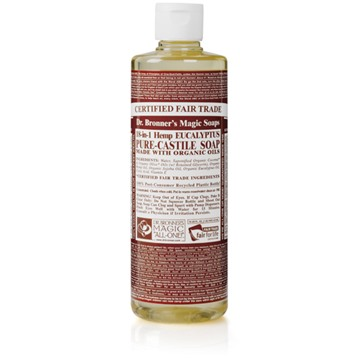Dr. Bronner's Magic Soaps, tvål 473 ml