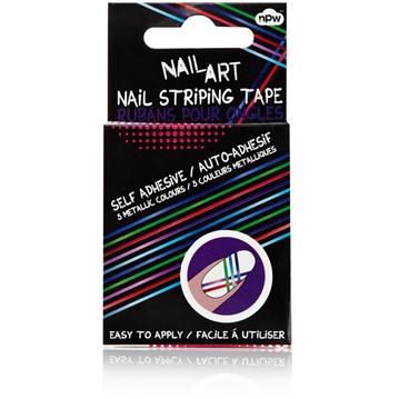 Nail Art - Nageltejp