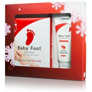 Baby Foot fotvård - Julpaket