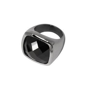 Ring - Ekland, svart