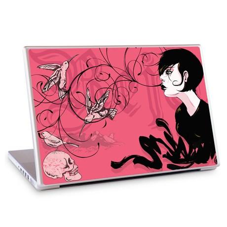 Gelaskins dekor till 15 tum laptop