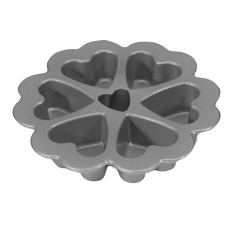 Nordic Ware Kakform – Blommor & Hjärtan
