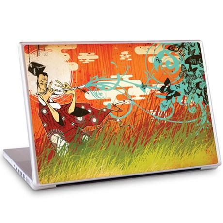 Gelaskins dekor till 15 tum laptop Metamorphosis Orchestra