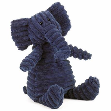 Gosedjur – Mörkblå elefant