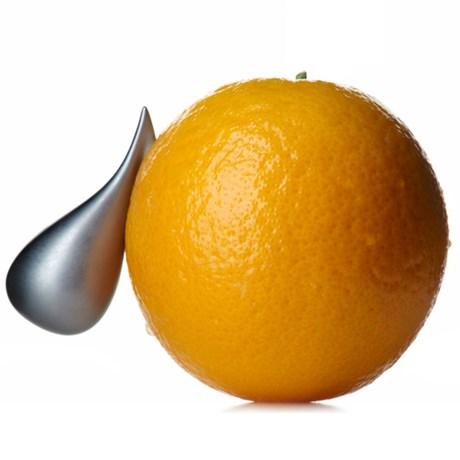 Alessi apelsinskalare – Apostrophe Silver
