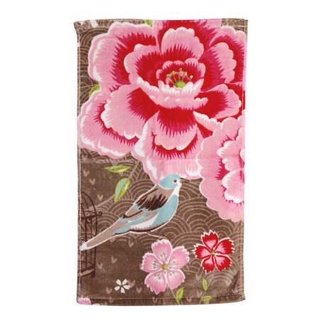 PiP Studio handdukar – Birds in Paradise, khaki