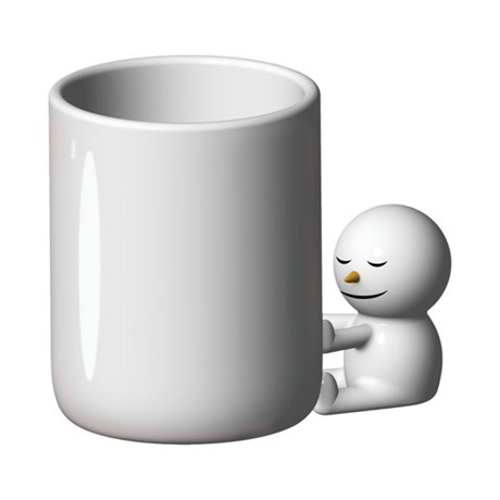 Alessi mugg – The Hug Mug Vit