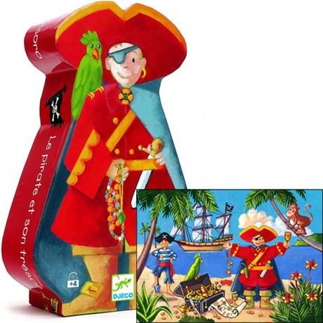 Pussel – Piraten och skatten