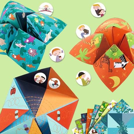 Origami – Loppor