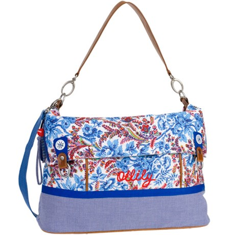 Oilily väska – Dutch Flower, Shoulderbag