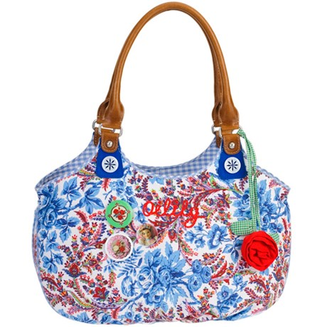 Oilily väska – Dutch Flower, Shopper S