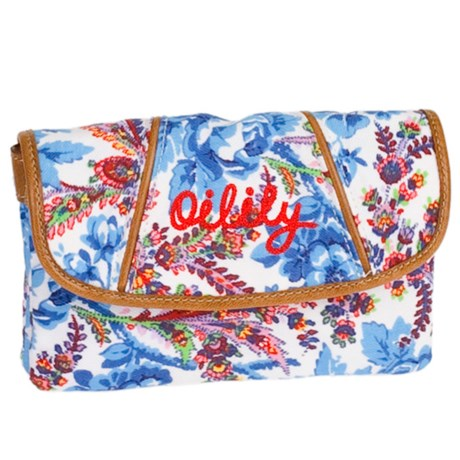 Oilily plånbok – Dutch Flower, Flap Wallet