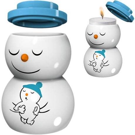 Alessi värmeljushållare – Snowdaddy