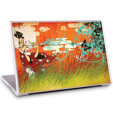 Gelaskins dekor till 17 tum laptop Metamorphosis Orchestra