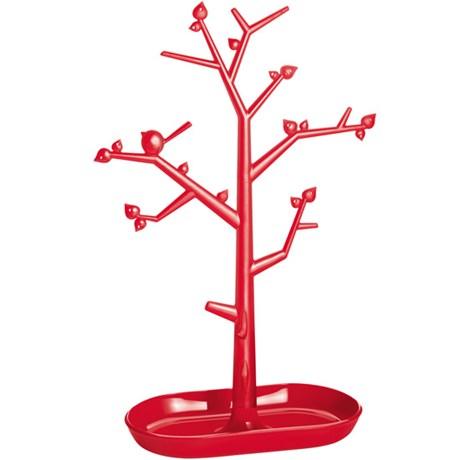 Koziol högt smyckesträd – PIP Röd