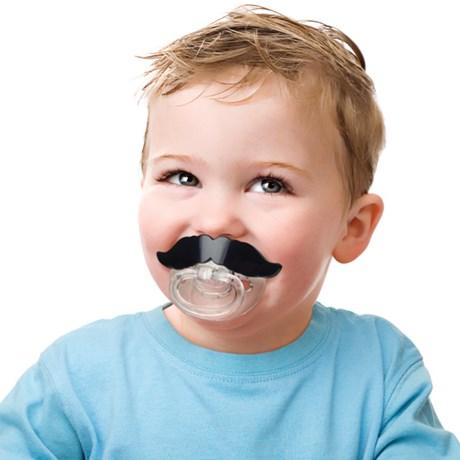 Napp med mustasch – Lil Shaver