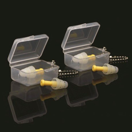 Tryckutjämnande öronproppar (2 par)