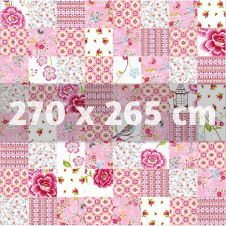 PiP Studio Sängöverkast – Chinese Blossom Patch