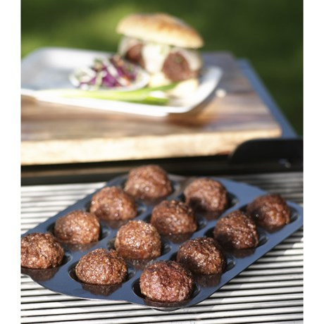 Nordic Ware Grillform – Meatball Griller