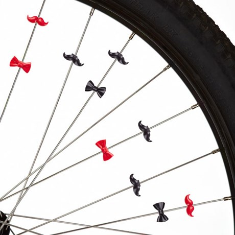 Cykelpärlor till ekrar