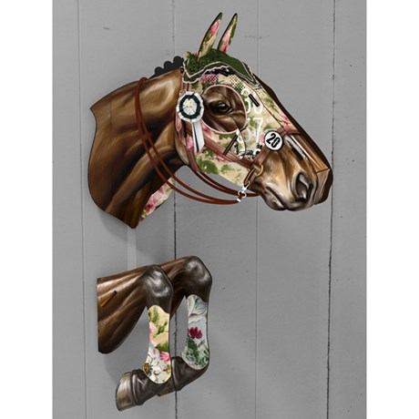 MIHO – Deluxe hästhuvud